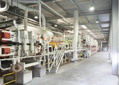 Bonifica capannoni industriali